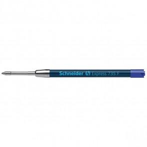SCHNEIDER Kugelschreibermine EXPRESS 735 F blau