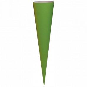 GOLDBUCH Schultüten Rohling 70cm ohne Filz grün