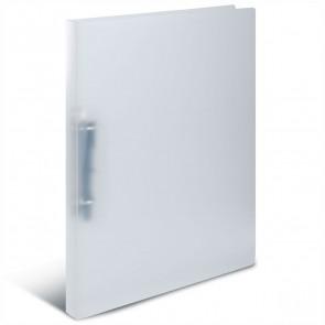 HERMA Ringbuch A4 25mm PP transluzent weiß