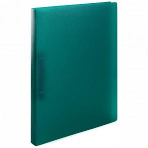 HERMA Ringbuch A4 2-Ring 25mm PP transluzent dunkelgrün