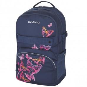 HERLITZ Schulrucksack be.bag cube Butterfly
