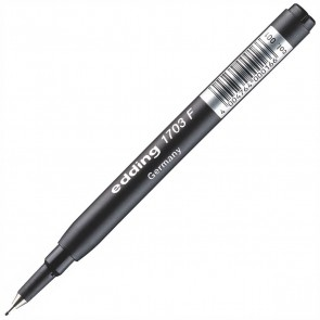 EDDING Finelinermine 1703 F 0,3mm schwarz