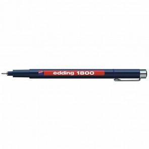 EDDING Finelilne 1800 profipen 0,7mm blau