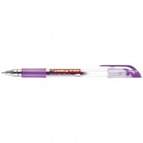 EDDING Gelschreiber Crystaljelly 2185 violett 0,7mm