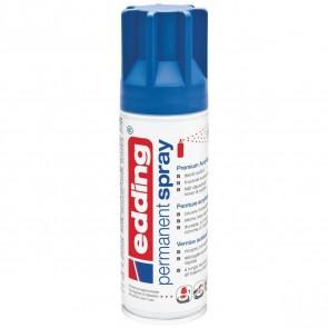 EDDING Lack Spray 5200 200ml enzianblau matt RAL 5010