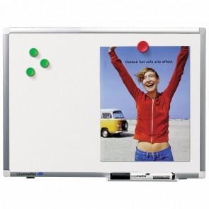 LEGAMASTER Whiteboard PREMIUM PLUS 7-101064 100 x 200 cm lackiert