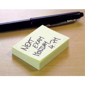 TESA Haftnotiz Office Notes 75x75mm gelb 100 Blatt