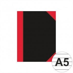 LANDRE Chinakladde A5 96 Blatt liniert 60g