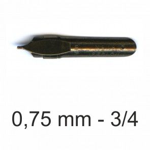 BRAUSE Bandzug Zeichenfeder 0,75mm