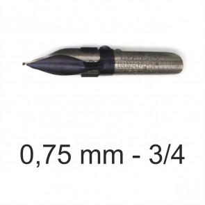 BRAUSE Ornament Zeichenfeder 0,75mm