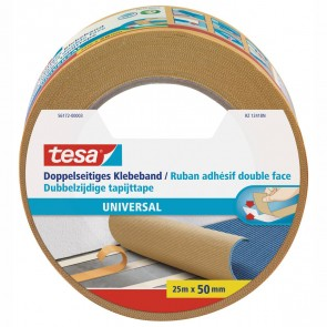 TESA Klebeband doppelseitig 56172 25m x 50mm universal