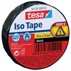 TESA Isolierband 56192 schwarz 10m x 15 mm