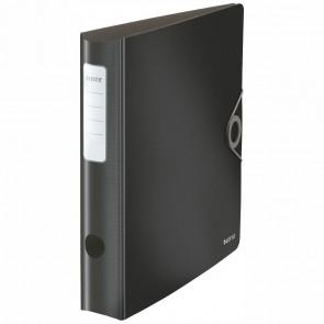 LEITZ Ordner Active Solid 104810 65mm schwarz