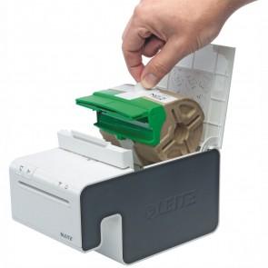 LEITZ Etikettendrucker ICON 7001 weiß / grau