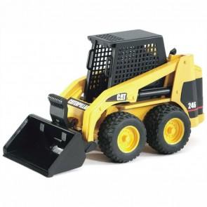 BRUDER 02431 CAT Kompaktlader