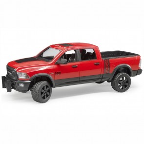 BRUDER 02500 RAM 2500 Power Wagon