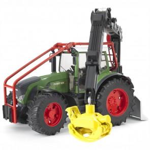 BRUDER 03042 Fendt 936 Vario Forsttraktor