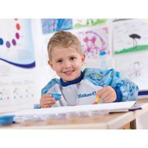 PELIKAN Malschürze Boy blau für ca. 4-9 Jahre