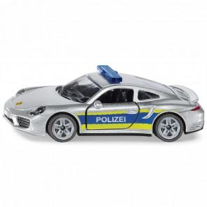 SIKU 1528 Porsche 911 Autobahnpolizei 1:55