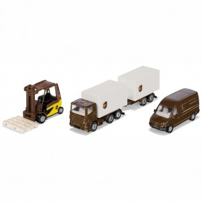 SIKU 6324 UPS Logistik Set