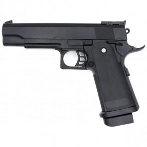 ES Kugelpistole ES-W001 6mm 22,5cm mit Magazin ab 14 Jahre