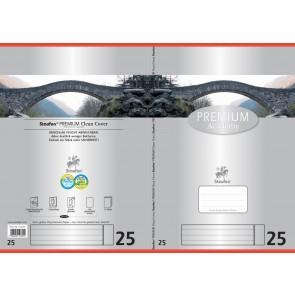 Schulheft  A4 16Bl 90g Lin25 Premium liniert mR