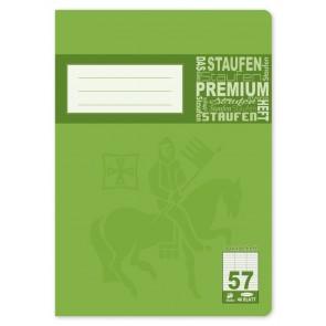 STAUFEN Premium Vokabelheft A4 40 Blatt 3 Spalten