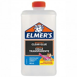 ELMERS Schulkleber 946ml transparent (Slime Grundstoff)