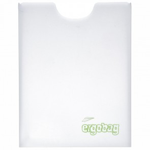 ERGOBAG Heftebox A4 Kunststoff transparent
