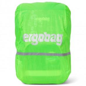 ERGOBAG Regencape Grün fluoreszierend