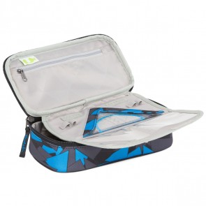 SATCH Schlamperbox Blue Triangle