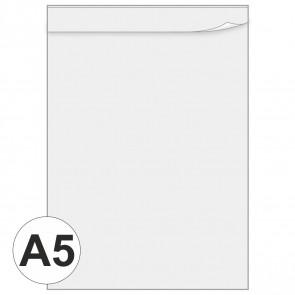 VELOFLEX Übungschreibfolie A5 160x220 mm transparent