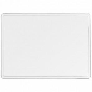VELOFLEX Schreibunterlage 40 x 55 cm transparent glasklar PVC