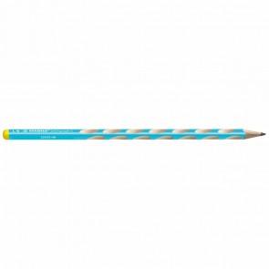 STABILO Bleistift EASYgraph S 325 HB links hellblau