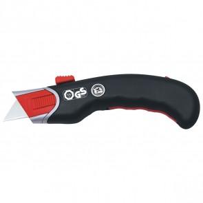 WEDO Cutter Safety Premium 78815 schwarz incl. 5 Ersatzklingen