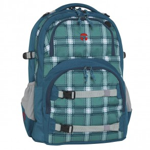 TAKE IT EASY Schulrucksack Oslo Flex OCEAN blau