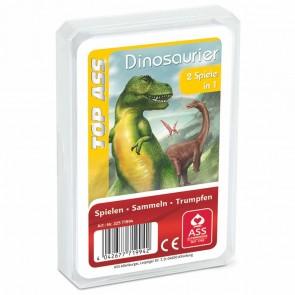ASS Quartett TOP ASS Dinosaurier 59 x 91 mm