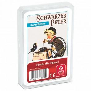 ASS Quartett Schwarzer Peter - Kaminkehrer 59 x 91 mm