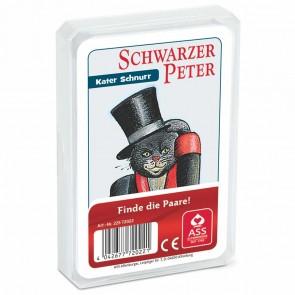ASS Quartett Schwarzer Peter - Kater Schnurr 59 x 91 mm