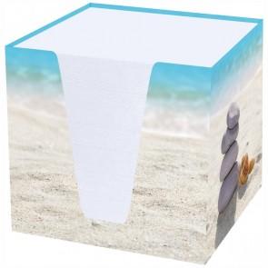 RNK Zettelbox 46547 Steine am Strand ca. 900 Blatt