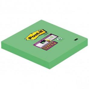 POST-IT Haftnotiz Super Sticky 6546SA lindgrün 76x76mm 90 Blatt