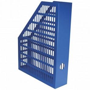 SOENNECKEN Stehsammler A4 1558 Kunststoff blau