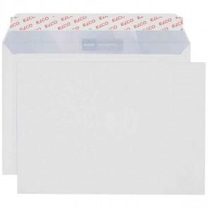 ELCO Briefumschlag Office 7453512  C5 ohne Fenster haftklebend weiß 100g 100 Stück