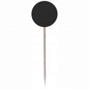 ALCO Markierungsnadel 611 schwarz Kopf 5mm, Länge 16mm 100 Stück