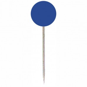 ALCO Markierungsnadel 615 dunkelblau Kopf 5mm, Länge 16mm 100 Stück