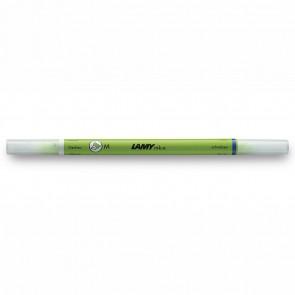 LAMY Tintenlöscher ink-x M green (blau schreibend)
