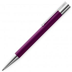 LAMY Kugelschreiber Scala Dark Violett M16M schwarz
