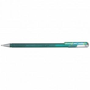 PENTEL Geltintenroller Glitter Dual Metallic 0,5mm grün + blau