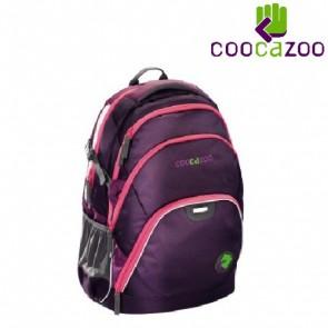 COOCAZOO Schulrucksack EvverClevver Purple Magentic