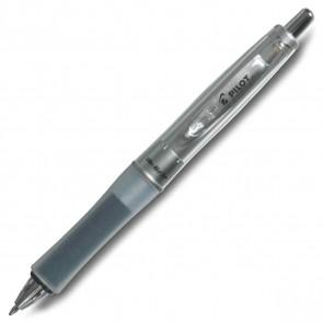 PILOT Kugelschreiber Dr. Grip BPDG-60R schwarz, Schreibfarbe schwarz